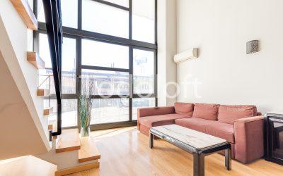 Loft Dúplex Amueblado c/Albasanz – Madrid